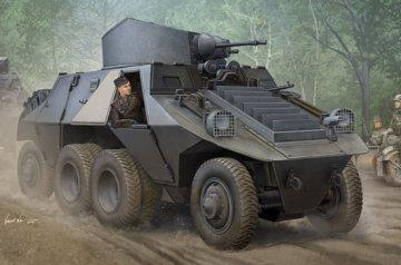 M35 Mittlere Panzerwagen (ADGZ-Daimler) · HBO 83889 ·  HobbyBoss · 1:35
