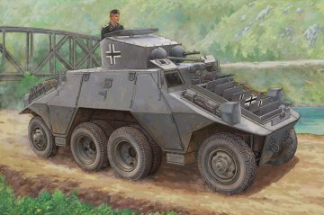 M35 Mittlere Panzerwagen (ADGZ-Steyr) · HBO 83890 ·  HobbyBoss · 1:35