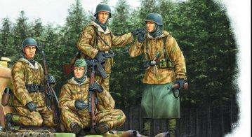 German Panzer Grenadiers Vol.1 · HBO 84404 ·  HobbyBoss · 1:35