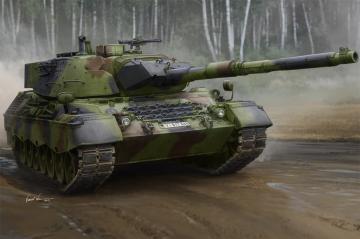 Leopard 1A5 MBT · HBO 84501 ·  HobbyBoss · 1:35