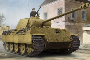 German Sd.Kfz.171 PzKpfw Ausf A · HBO 84506 ·  HobbyBoss · 1:35
