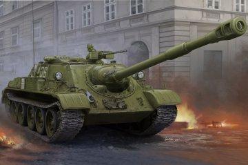 Soviet SU-122-54 Tank Destroyer · HBO 84543 ·  HobbyBoss · 1:35