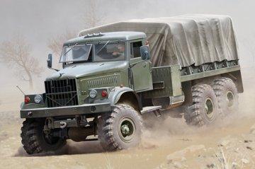 Russian KrAZ-255B · HBO 85506 ·  HobbyBoss · 1:35