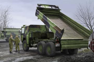 LKW 7t dump truck · HBO 85520 ·  HobbyBoss · 1:35