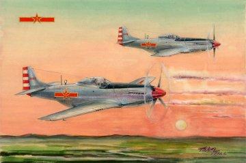 PLAAF P-51D/K Mustang Fighter · HBO 85807 ·  HobbyBoss · 1:48