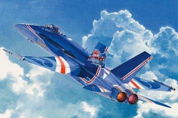 RAAF F/A-18C · HBO 85809 ·  HobbyBoss · 1:48