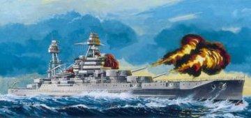 USS Arizona BB-39 (1941) · HBO 86501 ·  HobbyBoss · 1:350