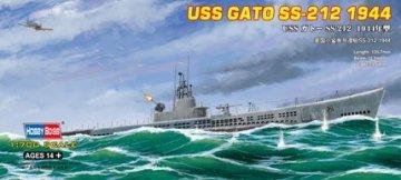 USS Gato SS-212 1944 · HBO 87013 ·  HobbyBoss · 1:700