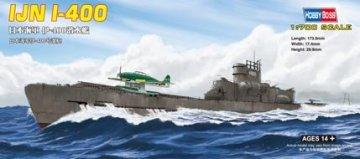 Japanese I-400 class Submarine · HBO 87017 ·  HobbyBoss · 1:700