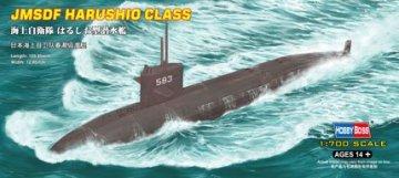JMSDF Harushio Class · HBO 87018 ·  HobbyBoss · 1:700