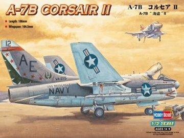 A-7B CORSAIR II · HBO 87202 ·  HobbyBoss · 1:72
