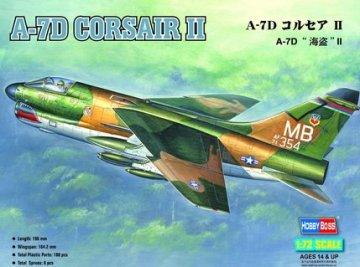 A-7D ´Corsair´ II · HBO 87203 ·  HobbyBoss · 1:72