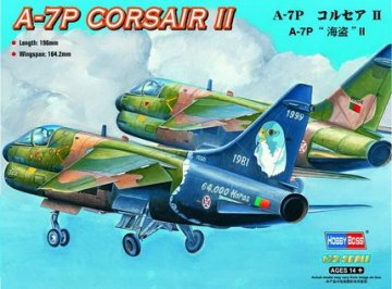 A-7P Corsiar II · HBO 87205 ·  HobbyBoss · 1:72