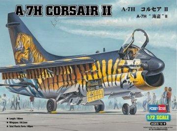 A-7H Corsiar II · HBO 87206 ·  HobbyBoss · 1:72