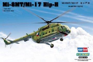 Mil Mi-8MT/Mi-17 Hip-H · HBO 87208 ·  HobbyBoss · 1:72