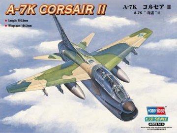 Vought A-7K Corsair II · HBO 87212 ·  HobbyBoss · 1:72