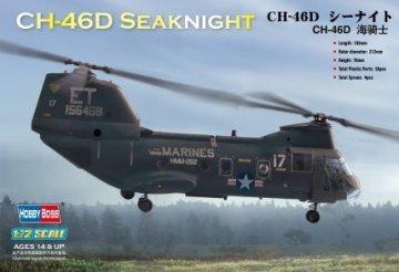 American CH-46 ´´sea knight´´ · HBO 87213 ·  HobbyBoss · 1:72