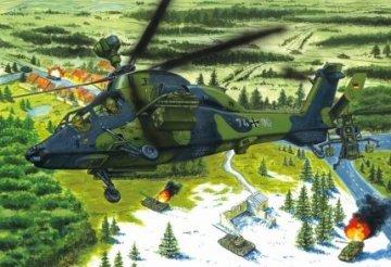 Eurocopter EC-665 Tiger UHT · HBO 87214 ·  HobbyBoss · 1:72