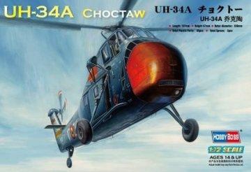 American UH-34A ´Choctaw´ · HBO 87215 ·  HobbyBoss · 1:72