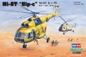 Mil Mi-8T Hip-c · HBO 87221 ·  HobbyBoss · 1:72