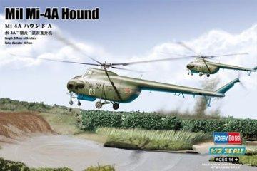 Mil Mi-4A Hound A · HBO 87226 ·  HobbyBoss · 1:72