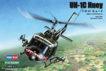 UH-1C Huey · HBO 87229 ·  HobbyBoss · 1:72