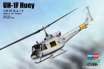 UH-1F Huey · HBO 87230 ·  HobbyBoss · 1:72