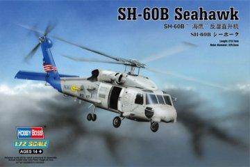 SH-60B Seahawk · HBO 87231 ·  HobbyBoss · 1:72
