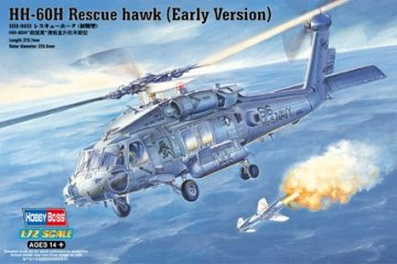 HH-60H Rescue hawk (Early Version) · HBO 87234 ·  HobbyBoss · 1:72