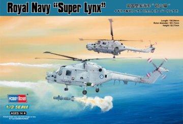 Royal Navy Lynx HMA.8 (´´Super Lynx´) · HBO 87238 ·  HobbyBoss · 1:72
