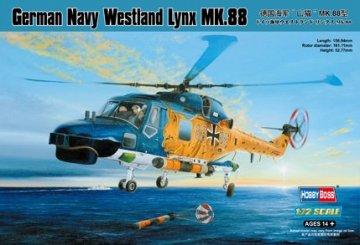 Bundesmarine Westland Lynx MK.88 · HBO 87239 ·  HobbyBoss · 1:72