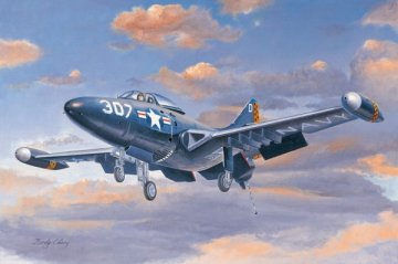 F9F-2 Panther · HBO 87248 ·  HobbyBoss · 1:72