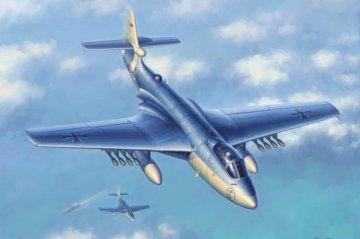 Seahawk MK.100/101 · HBO 87252 ·  HobbyBoss · 1:72
