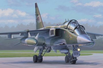 French Jaguar E · HBO 87259 ·  HobbyBoss · 1:72