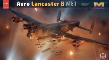 Avro Lancaster B MK I · HKM 01E010 ·  Hong Kong Models · 1:32