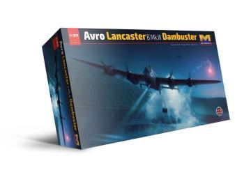 Avro Lancaster B Mk.III Dambuster · HKM 01E011 ·  Hong Kong Models · 1:32