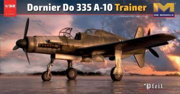 Dornier Do335 A-10 Trainer · HKM 01E09 ·  Hong Kong Models · 1:32