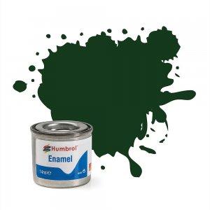 Humbrol 003*** Braunschweiger-grün, glänzend 14 ml · HR 20003 ·  Humbrol