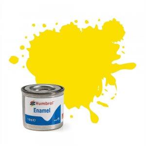 Humbrol 099*** Zitronengelb, Matt · HR 20099 ·  Humbrol
