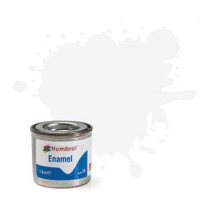 Humbrol 130*** Satinweiss 14 ml · HR 20130 ·  Humbrol