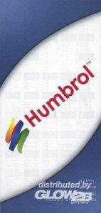 Humbrol Farbkarte · HR 22951 ·  Humbrol