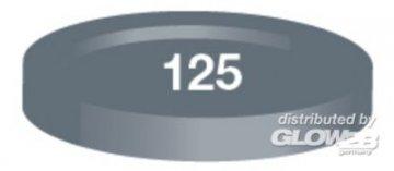 Humbrol Acryl 125 USA-Dunkelgrau seidenmatt 12 ml · HR 50022125 ·  Humbrol