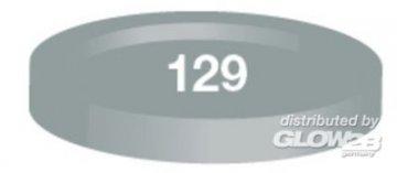 Humbrol Acryl 129 USA-Möwengrau seidenmatt 12 ml · HR 50022129 ·  Humbrol