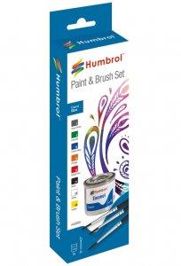 Humbrol Enamel Farbset Gloss · HR AA9060 ·  Humbrol