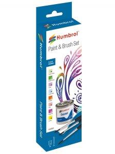 Humbrol Enamel Farbset Creative · HR AA9063 ·  Humbrol