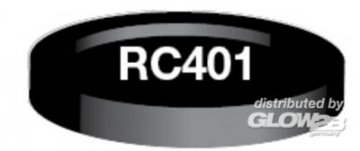 RC401 Dirty Black · HR AB2401 ·  Humbrol