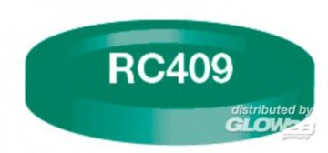 RC409 Malachite Green · HR AB2409 ·  Humbrol