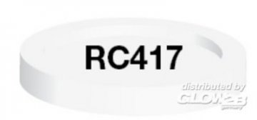 RC417 Coach Roof Off-White · HR AB2417 ·  Humbrol