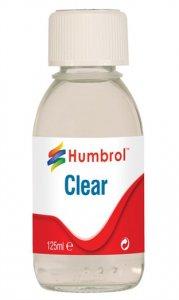 Humbrol Klarlack auf Wasserbasis 125 ml · HR AC7431 ·  Humbrol