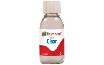 Humbrol Clear-Satin 125ml · HR AC7435 ·  Humbrol